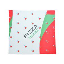 Geschenke? Logo? Für Gewerbe und Werbung Taschentuch Personalisieren 35,6 x 35,6 cm