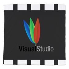 Mein Design Taschentuch Personalisieren 35,6 x35,6 cm