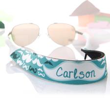 Schnurrbart Sonnenbrillenband Personalisieren