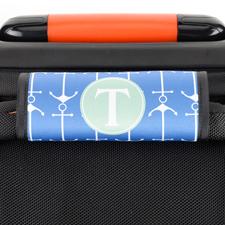 Anker Kofferschild Personalisieren