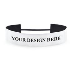 Stirnband Personalisieren 38 mm breit Ihr Team Ihre Botschaft