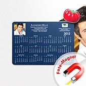 Personalized Calendar Magnet