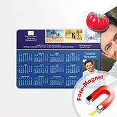 Custom Calendar Magnet