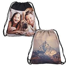 Schulrucksack Großer Kinder Rucksack Personalisieren 100 % Druck Sportbeutel 41,3 x 48,9 cm