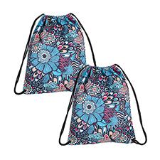 Schulrucksack Kleiner Kinder Rucksack Personalisieren 100 % Druck Sportbeutel 33,7 x 41,3 cm