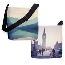 Gestalten Sie Ihre Crossbodybag (Umhängetaschen) beidseitig als Geschenk für . . .
