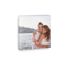 Personalisierte Fotoleinwand Gestalten 15,2 x15,2 cm