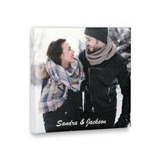 Personalisierte Fotoleinwand Gestalten 20,3 x 20,3 cm