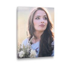 Personalisierte Fotoleinwand Gestalten  27,9 x 35,6 cm