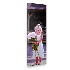 Personalisierte Fotoleinwand Gestalten  30,5 x 91,4 cm