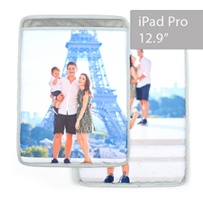 Custom Photo Premium Ultra-Plush Padded Sleeve for iPad Pro 12.9