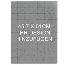 Puzzlefreunde Holzpuzzle Das Puzzle aus Holz Hochformat 457 x 610 mm 70 oder 500 Teile