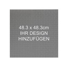 Holzpuzzle Quadrat für Puzzlefreunde Personalisieren 483x483mm 500 Teile