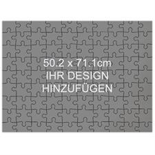 Holzpuzzle Personalisieren Querformat 502 x 711 mm 247 Teile