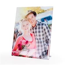 Foto Glasdruck 25,4 x 20,3 cm Portrait zum Hinstellen Hochformat Personalisieren
