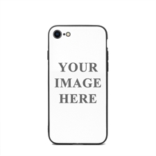 Ihr Design Apple iPhone8 iPhone7 Case Hülle Schwarzer Rand