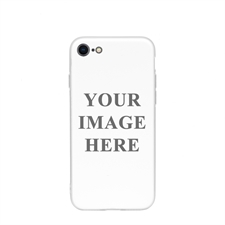 Ihr Design Apple iPhone8 iPhone7 Case Hülle Weißer Rand
