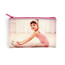 Medium Personalisierte  Neopren Kosmetiktasche mit Foto 12,7 x 20,3 cm