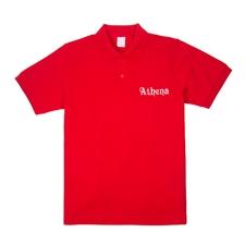 Poloshirt Bestickte Berufskleidung Personalisieren Polohemd XL Rot