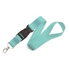 Lanyard Personalisieren Schlüsselband Gestalten mit Schließe 25 mm breit