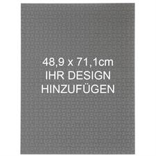 48,9 x 71,1 cm, 1000 Teile Fotopuzzle mit eigenem Design – Hochformat selbst online gestalten