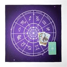 Personalisierte Tarotdecke 55,9 x 55,9 cm