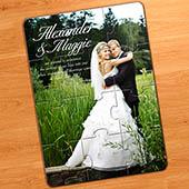 Einladung zum Hochzeitstag mit Umschlag