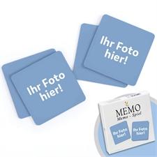 Individualisiertes Memo Foto Spiel