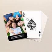 Partyklassiker Spielkarten mit Standardschriftgröße Schwarz