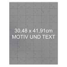 Großes Magnetisch-Photo-Puzzle, Hochformat