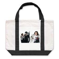City Bag Er & Sie, Schwarz