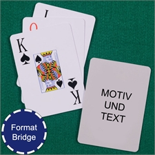 Große Bridgekarten