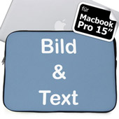 Personalisierte MacBook Pro 15