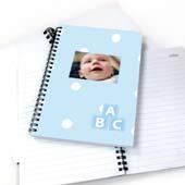 Notizbuch Glücklicher Junge