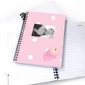 Notizbuch Ihr Geburtstag Gepunktet
