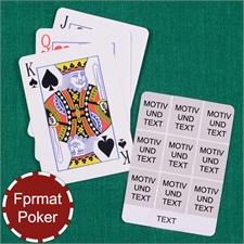 Poker Kartenspiel Neun Fotos Fotokollage
