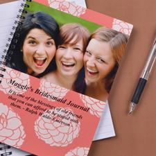 Fotonotizbuch Wilde Blumen