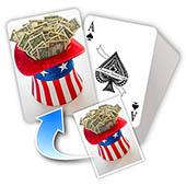 Spielkarten im klassischen Stil mit komplett anpassbarer Rückseite