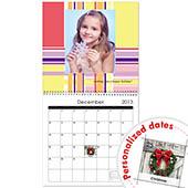 Gut gemischt Wandkalender 30,5 cm x 30,5 cm