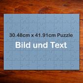 Grosses Foto-Puzzle mit 54 grossen Puzzleteilen auf 41,91x30,48 cm