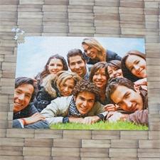 71cmx50cm Fotopuzzle 1000 Teile personalisieren Querformat