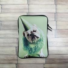 iPad Mini Notebooktasche Hochformat Einseitig Personalisieren 21,0 x 14,6 cm