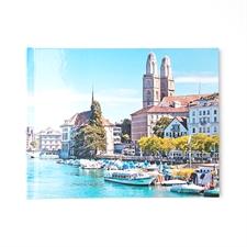 Fotobuch 17,8 x 22,9 cm Personalisiert, gebunden