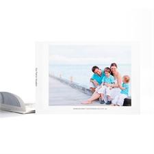 Fotobuch 12,7 x 17,8 cm Personalisiert, Paperback