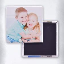 Fotogalerie quadratisch Solides Magnetbutton