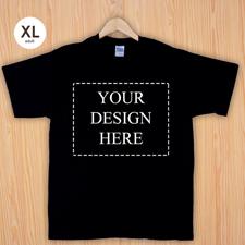 Größe XL T-Shirt Schwarz 4er Collage, Querformat, Personalisierte Baumwolle