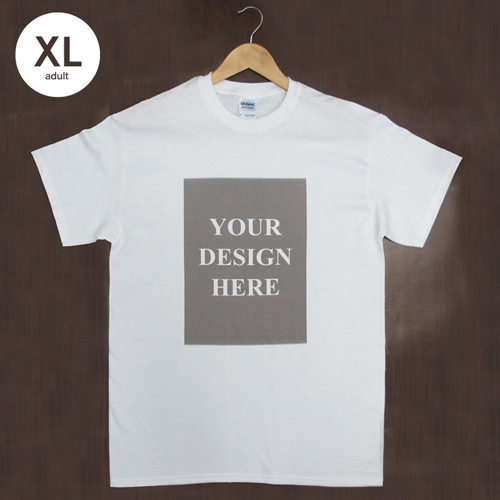 Weiß Liebe Treffer T-Shirt Hochformat Baumwolle XL Gestalten