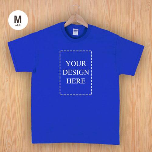 keep calm und frag mutti t shirt personalisieren gr e m medium blau. Black Bedroom Furniture Sets. Home Design Ideas