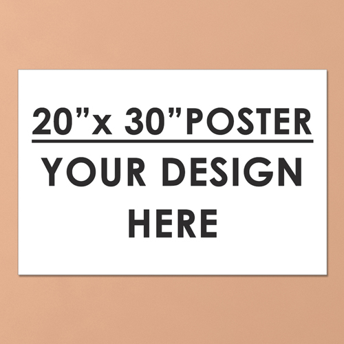 Vollbild Poster 50,8 x 76,2 cm Querformat