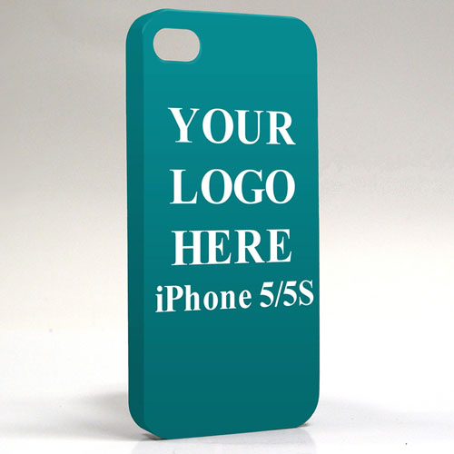 iPhone 5/5S Slim Case Custom Imprint 3D Personalisieren